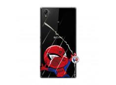 Coque Sony Xperia Z1 Spider Impact