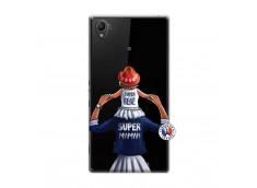 Coque Sony Xperia Z1 Super Maman Et Super Bébé