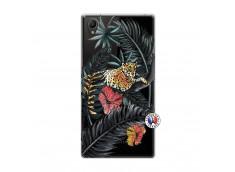 Coque Sony Xperia Z1 Leopard Tree