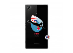 Coque Sony Xperia Z2 Coupe du Monde Rugby Fidji