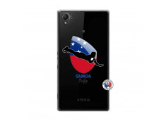 Coque Sony Xperia Z2 Coupe du Monde Rugby-Samoa