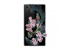 Coque Sony Xperia Z2 Flower Birds