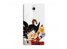 Coque Sony Xperia Z2 Goku Impact