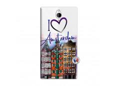 Coque Sony Xperia Z2 I Love Amsterdam