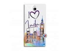 Coque Sony Xperia Z2 I Love London