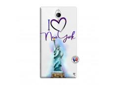 Coque Sony Xperia Z2 I Love New York