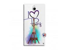 Coque Sony Xperia Z2 I Love Paris