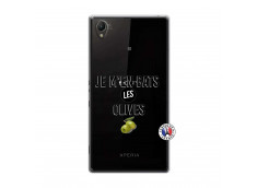 Coque Sony Xperia Z2 Je M En Bas Les Olives