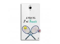 Coque Sony Xperia Z2 Je Peux Pas J Ai Tennis
