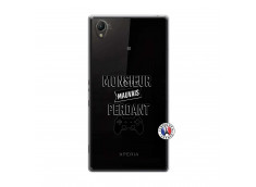 Coque Sony Xperia Z2 Monsieur Mauvais Perdant