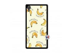 Coque Sony Xperia Z2 Sorbet Banana Split Noir