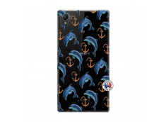 Coque Sony Xperia Z2 Dauphins
