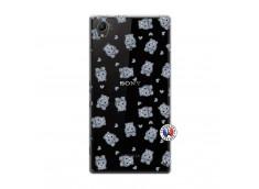 Coque Sony Xperia Z2 Petits Hippos