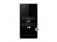 Coque Sony Xperia Z2 Rien A Foot Allez Marseille