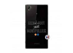 Coque Sony Xperia Z2 Rien A Foot Allez Montpellier