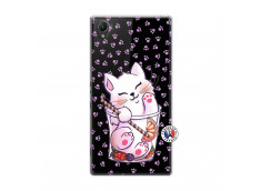 Coque Sony Xperia Z2 Smoothie Cat