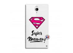 Coque Sony Xperia Z2 Super Maman