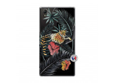 Coque Sony Xperia Z2 Leopard Tree