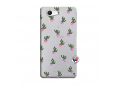 Coque Sony Xperia Z3 Compact Cactus Pattern