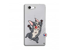Coque Sony Xperia Z3 Compact Dog Impact