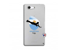 Coque Sony Xperia Z3 Compact Coupe du Monde Rugby-Argentine