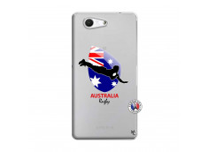 Coque Sony Xperia Z3 Compact Coupe du Monde Rugby-Australia