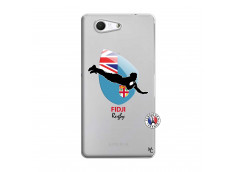 Coque Sony Xperia Z3 Compact Coupe du Monde Rugby Fidji