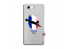 Coque Sony Xperia Z3 Compact Coupe du Monde de Rugby-France