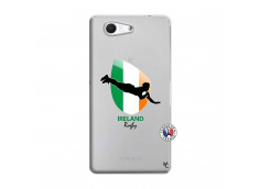 Coque Sony Xperia Z3 Compact Coupe du Monde Rugby-Ireland