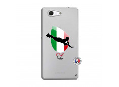 Coque Sony Xperia Z3 Compact Coupe du Monde Rugby-Italy