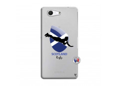 Coque Sony Xperia Z3 Compact Coupe du Monde Rugby-Scotland