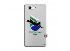 Coque Sony Xperia Z3 Compact Coupe du Monde Rugby-South Africa