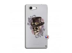 Coque Sony Xperia Z3 Compact Dandy Skull