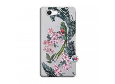 Coque Sony Xperia Z3 Compact Flower Birds