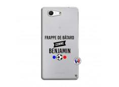 Coque Sony Xperia Z3 Compact Frappe De Batard Comme Benjamin