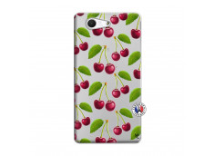 Coque Sony Xperia Z3 Compact oh ma Cherry