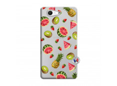 Coque Sony Xperia Z3 Compact Multifruits