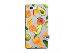 Coque Sony Xperia Z3 Compact Salade de Fruits