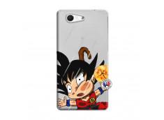 Coque Sony Xperia Z3 Compact Goku Impact