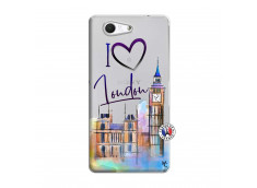 Coque Sony Xperia Z3 Compact I Love London