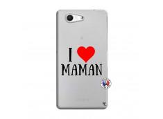 Coque Sony Xperia Z3 Compact I Love Maman