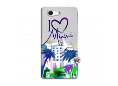 Coque Sony Xperia Z3 Compact I Love Miami