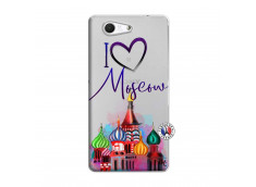 Coque Sony Xperia Z3 Compact I Love Moscow
