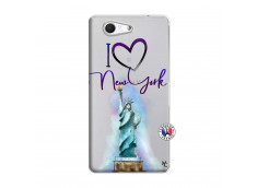 Coque Sony Xperia Z3 Compact I Love New York
