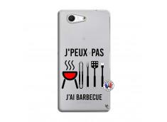 Coque Sony Xperia Z3 Compact Je Peux Pas J Ai Barbecue