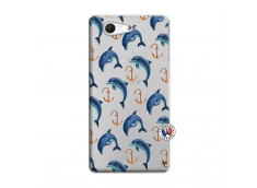 Coque Sony Xperia Z3 Compact Dauphins