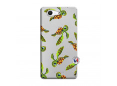 Coque Sony Xperia Z3 Compact Tortue Géniale