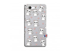 Coque Sony Xperia Z3 Compact Petits Chats