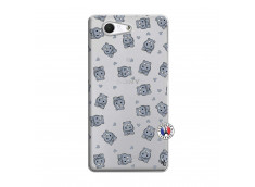 Coque Sony Xperia Z3 Compact Petits Hippos