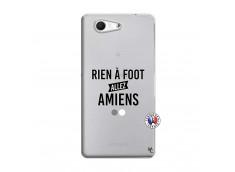 Coque Sony Xperia Z3 Compact Rien A Foot Allez Amiens